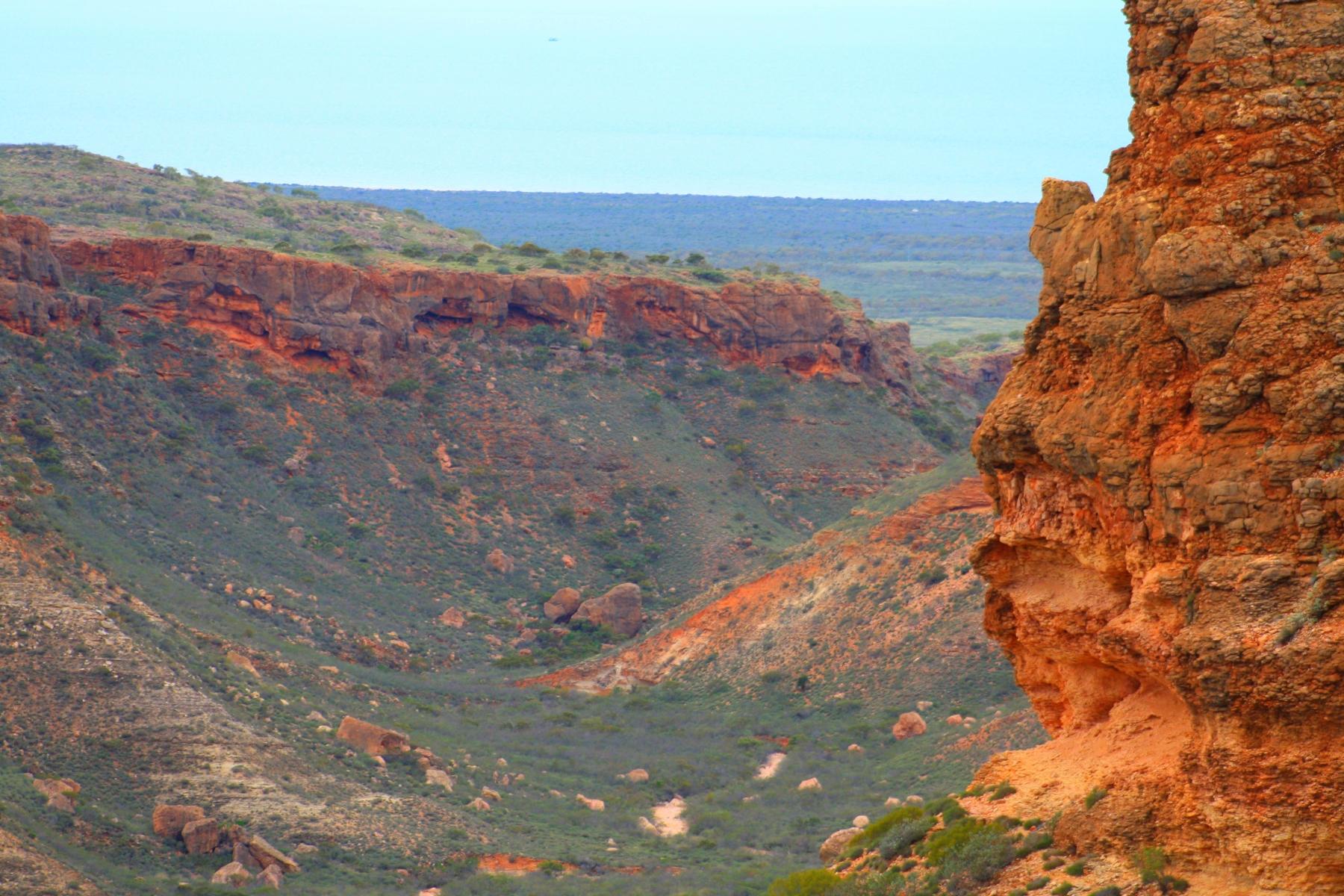 Charles-Knife-Gorger-Cape-Range-National-Park