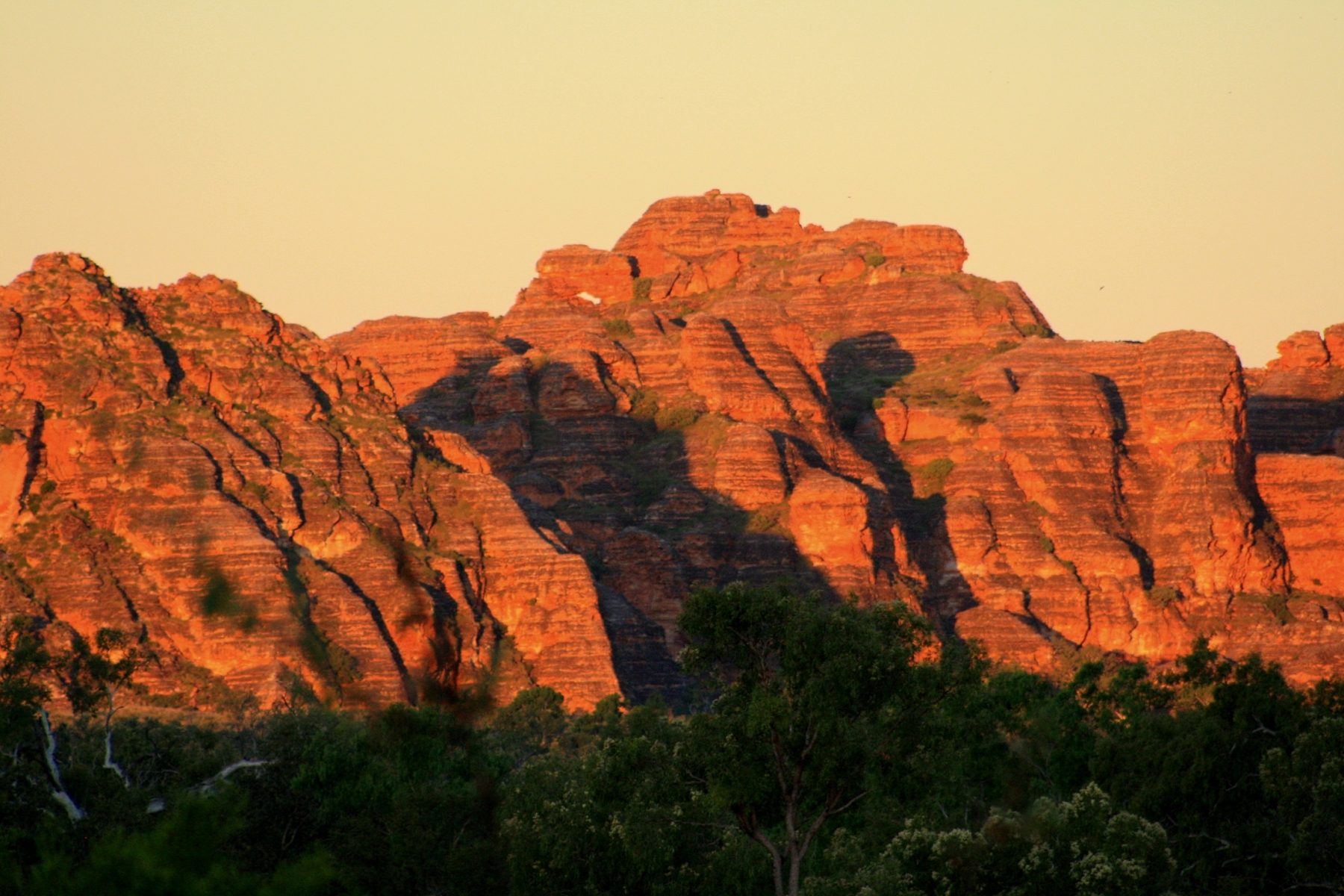Bungle-Bungles-at-dusk-Purnululu-National-Park-Western-Australia
