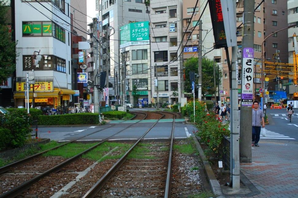 WMB Travel Pro Local_tramway_route Podcast: Toden Arakawa Tramway Tokyo